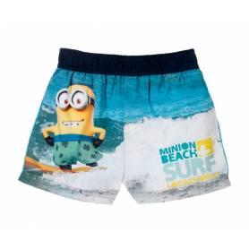 "Les minions Short de bain "" Beach Surf"" - 3 à 8 ans"