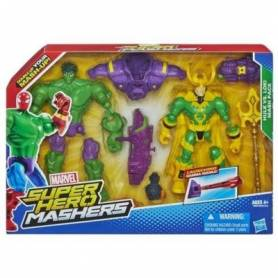 Marvel Super Hero Mashers - Hulk vs Loki