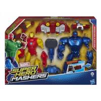 Marvel Super Hero Mashers - Iron Man vs Iron Man Monger