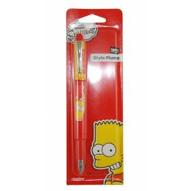 Les Simpson - Stylo plume 100% officiel
