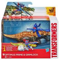 Transformers 4 - Optimus Prime and Grimlock - A6494