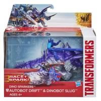 Transformers 4 - Autobot Drift & Dinobot Slug - A7681
