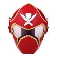Power Rangers - Masque Ranger Rouge