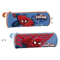 Ultimate Spider-Man - Trousse scolaire ronde
