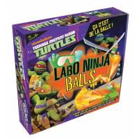BSM Sciences - Ws/01T - Jeu Scientifique - Labo Ninja Balls