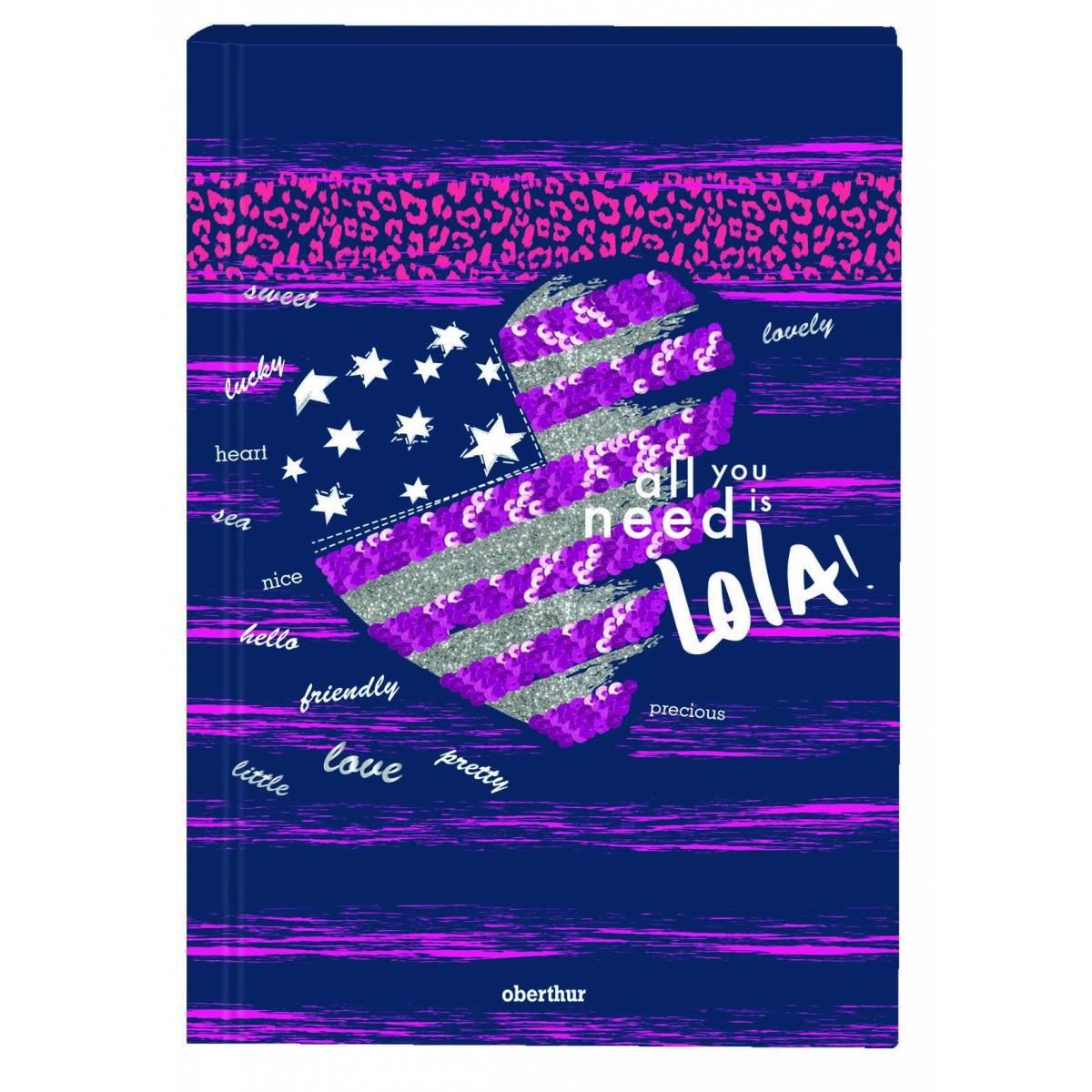 "Cahier des textes Lola Espeleta ""US"""