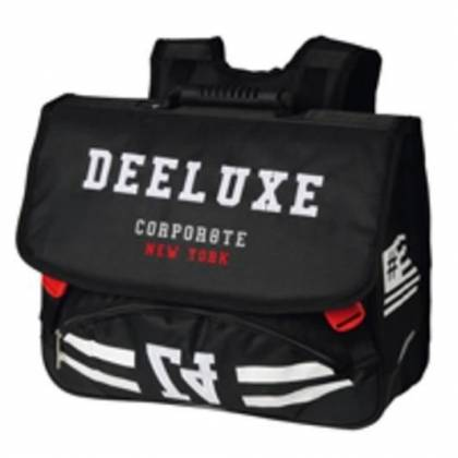 DEELUXE 74 Cartable - 3 Compartiments - 41 cm - Noir