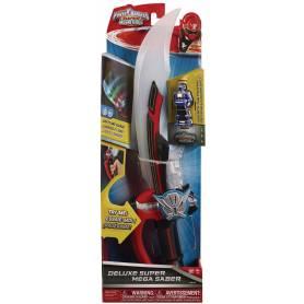 Power Rangers - Figurine - Epée Sons Et Lumières