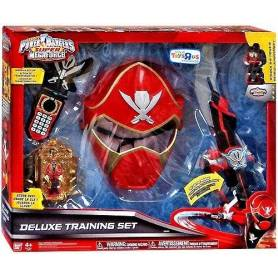 Power rangers - Deluxe training Set