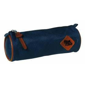 Kanabeach bruin en blauw schoolpakket