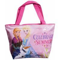 La reine des neiges - Sac de plage -Anna, Elsa et Olaf