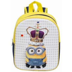 Sac à dos 3D Minion The Queen 33 cm