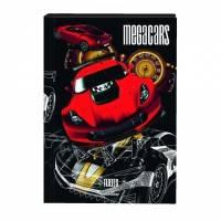 MegaCars - MegaBike Cahier de textes Rigide