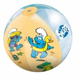 Les Schtroumpfs - Beach Ball - Ballon de plage