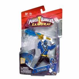 Power Rangers Samourai - Figurine Katana - 16 cm - Bleu
