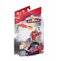 Power Rangers Samourai - Figurine Katana - 16 cm - Rouge