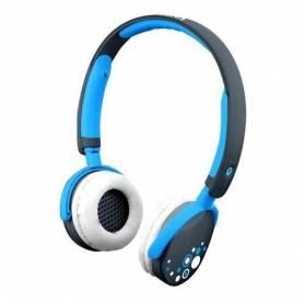 KD Kurio Wired Audio Headphones Blauw