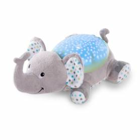 Summer Infant - Slumber Buddies Veilleuse Elephant Gris