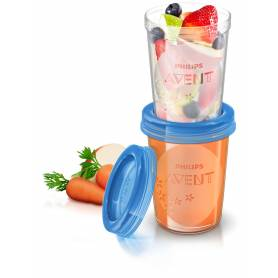 Philips AVENT 5 pot de conservation 240 ml