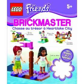 Lego Friends Brickmaster: Caccia al tesoro di Heartlake City