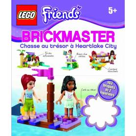 Lego Friends Brickmaster: Heartlake City Schnitzeljagd