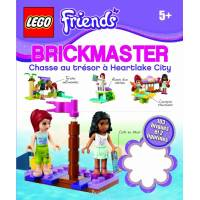 Lego Friends Brickmaster : Chasse au trésor à Heartlake City