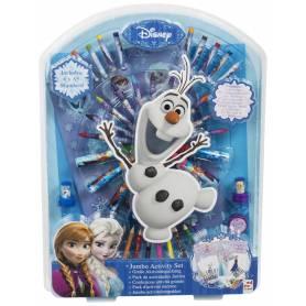 La reine des neiges - Pack d'activité enorme de coloriage