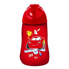 Tigex - Tasse Cars Disney Push Pull