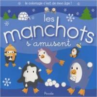 """Livre de Coloriage - """"Les manchots s'amusent"""""""