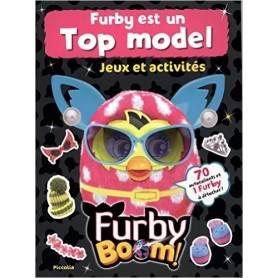 Jeux et Activités - Furby est un Top Model