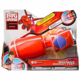 Baymax - Rocket Fist