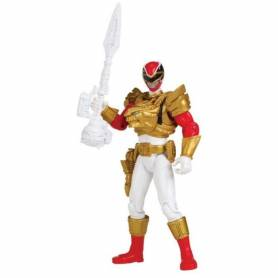 Power Rangers - Figurine - MegaForce 10 cm - Ranger Rouge Ultra Mode