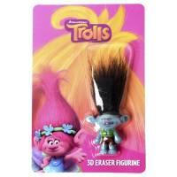 Trolls Dreamworks - Figurine Branche 3D Eraser