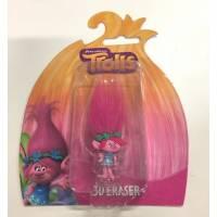 Trolls Dreamworks - Figurine Poppy 3D Eraser 9 cm