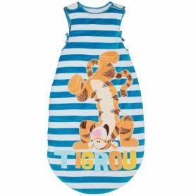 Baby Calin - Douillette Réglable - Tigrou - Bleu