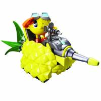 Vehicule Pac-Man - Char Ananas Transformable