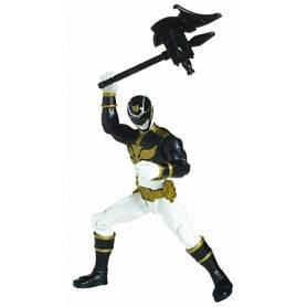 Power Rangers - Figurine MegaForce 10 cm - Noir