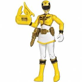 Power Rangers - Figurine Megaforce 10 cm - Jaune