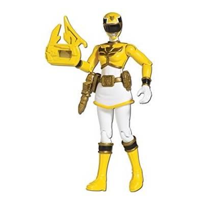 Power Rangers - Figurine Megaforce 10 cm - Jaune