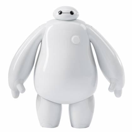 Big Hero 6 - Figurine Baymax & Mochi 10 cm