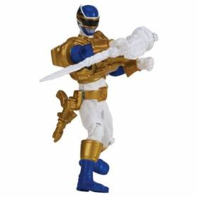 Power Rangers - Figurine - Megaforce 10 cm - Ranger Bleu Ultra Mode