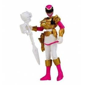 Power Rangers - Figurine - Megaforce 10 cm - Ranger Rose Ultra Mode