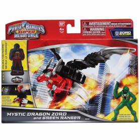 POWER RANGERS Dragon Mystique Force - 38081