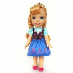 La Reine des neiges - Poupée Petite Anna 33 cm