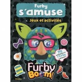 Livre d'activités - Furby s'amuse