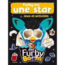 Livre d'activités - Furby est une star