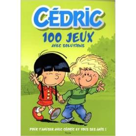Livre d'activités - Cédric - 100 Jeux avec Solutions