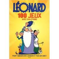 Livre d'activités - Léonardo - 100 Jeux avec Solutions