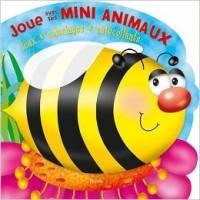 Livre d'activités - Joue avec les Mini Animaux - Bourdon