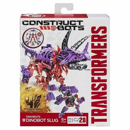 Transformers - Construct a Bots - Dinobot Slug - 28 piéces